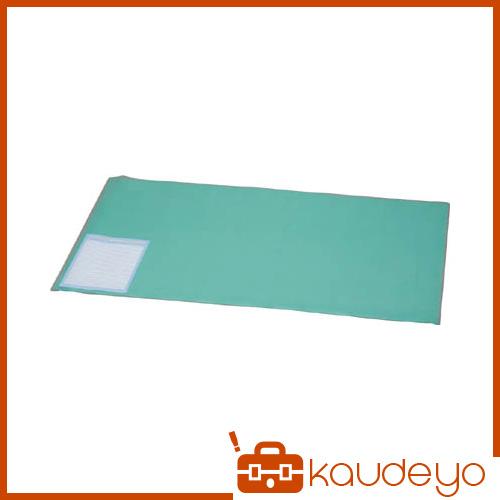 IRIS デスクマット(全面特殊加工) 1590×690 緑 DMT1569PZ 1256