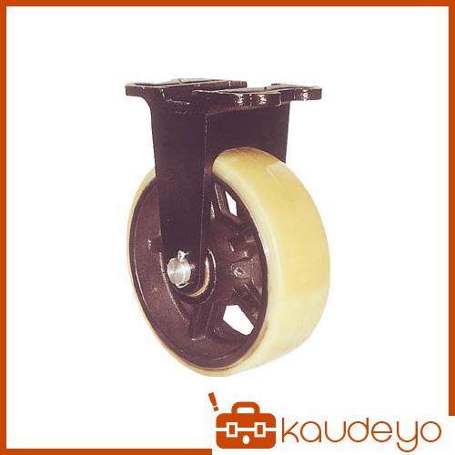 ヨドノ 鋳物重量用キャスター MUHAMK300X100 8026