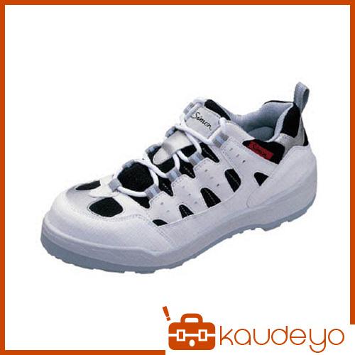 シモン プロスニーカー 短靴 8800白/黒 25.5cm 8800W25.5 3043