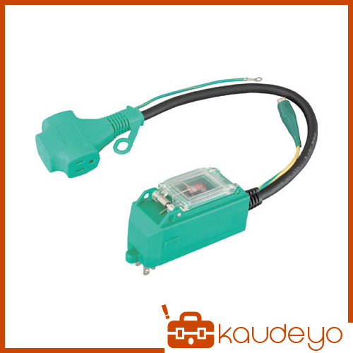 日動 ブレーカ プラグインポッキンブレーカ 過負荷漏電保護兼用 PIPBEKT 5026