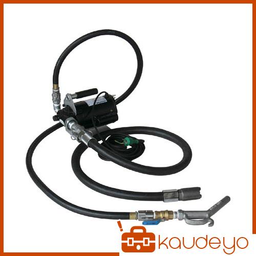 アクアシステム 高粘度オイルホース接続 電動ポンプ(100V) 油 EVH100 1201