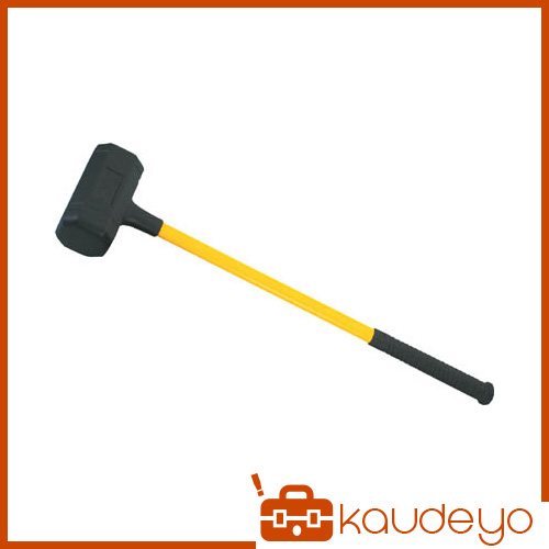 TRUSCO ウレタンハンマー グラスファイバー柄 #8 TPU8 3100