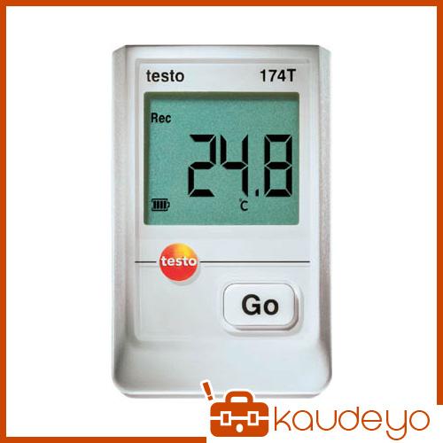 テストー ミニ温度データロガUSBインターフェイス付セット TESTO174TS 4325