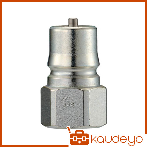 ナック クイックカップリング HP型 特殊鋼製 高圧タイプ オネジ取付用 CHP16P 5172