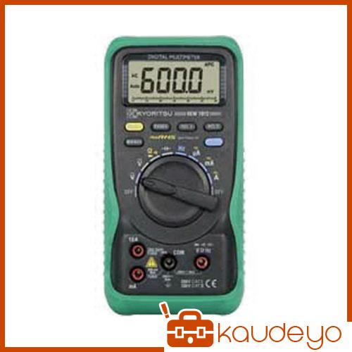 KYORITSU デジタルマルチメータ(RMS) KEW1012 2466