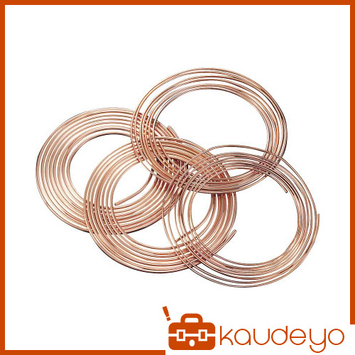 SUMITOMO 空調冷媒用軟質銅管10mコイル NDK101210 3245