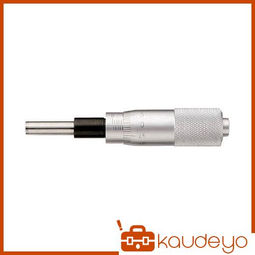 測定範囲0~25mmの標準型汎用です 微動送り装置として使用します SK 8702 春の新作続々 即納送料無料 1004030 マイクロメータヘッド