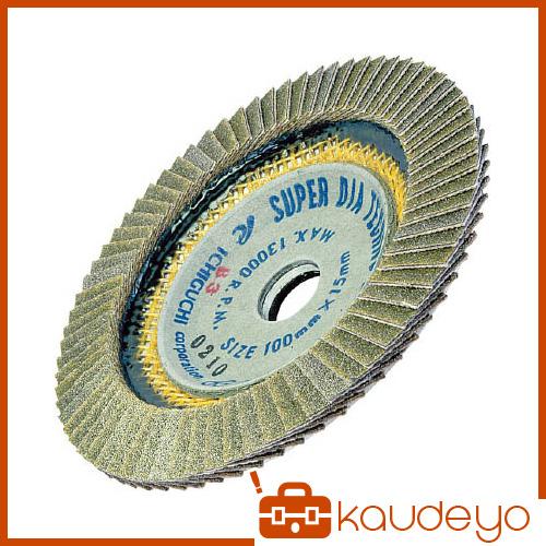 AC スーパーダイヤテクノディスク 100X15 #180 SDTD10015180 8504