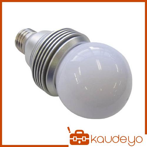 ROYAL LEDランプ(4Wボール防滴電球色) H3E26BZLE 8905