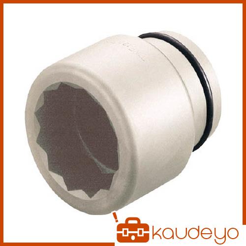 ピン Oリングによる固定のため着脱がなく連続作業に最適です TONE インパクト用ソケット 12AD90 90mm 12角 オンラインショッピング トラスト 8100