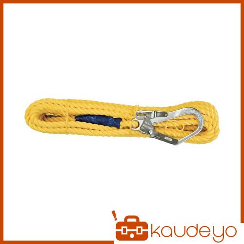 ツヨロン 昇降移動用親綱ロープ 30メートル L30TPBX 4062