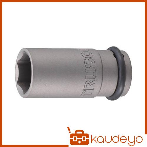 TRUSCO インパクト用ロングソケット(差込角25.4)対辺55mm T855AL 3100