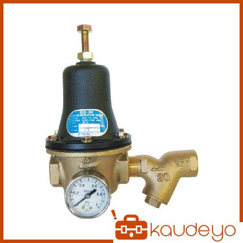 ヨシタケ 水用減圧弁ミズリー 15A GD24GS15A 8908