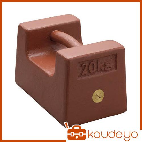 ViBRA 鋳鉄製枕型分銅 5kg M1級 M1RF5K 6359