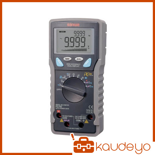 SANWA デジタルマルチメータ RD700 3288