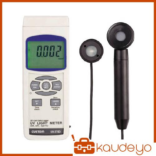 カスタム 紫外線強度計 UV37SD 2201