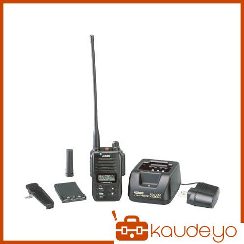 アルインコ デジタル登録局無線機1Wタイプ薄型セット DJDP10A 1014
