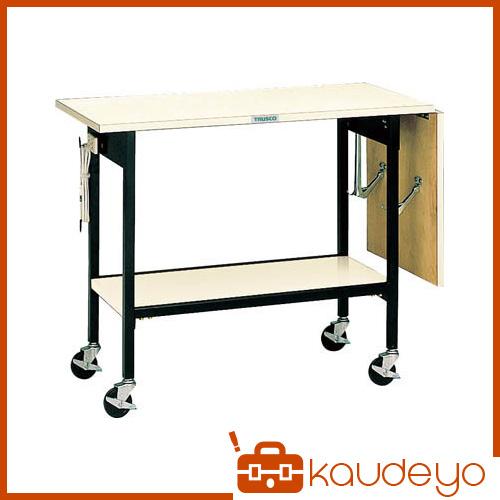 TRUSCO 折畳み天板付キャリー 900(1350)X450XH730 S6 7000