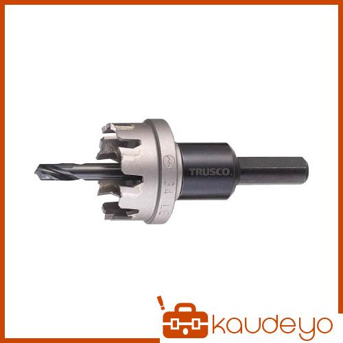 TRUSCO 超硬ステンレスホールカッター 80mm TTG80 4500