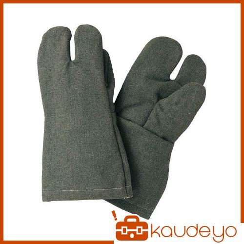 TRUSCO パイク溶接保護具 3本指手袋 PYRT3 3100