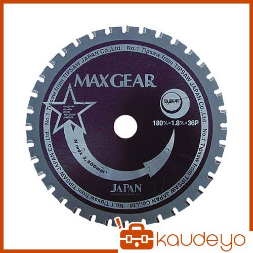 チップソージャパン マックスギア鉄鋼用310 MG31060 4254