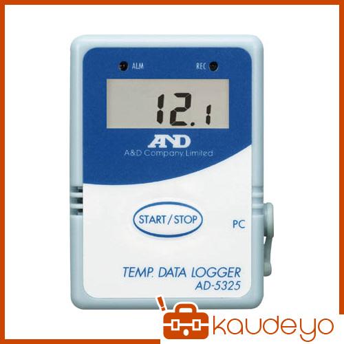 A&D 温度データーロガー 4000メモリースタート・セット AD5324SET 8503