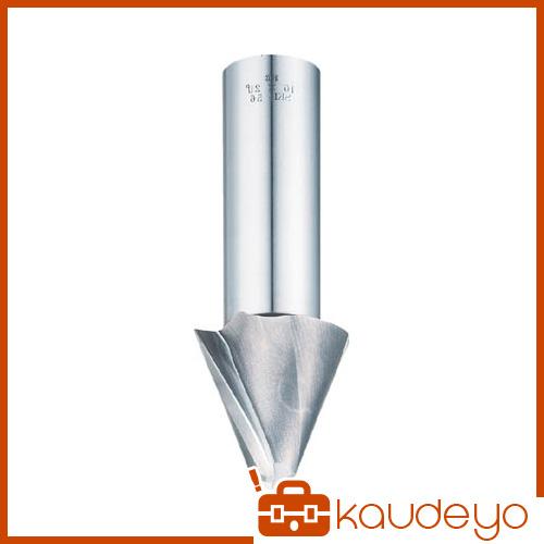 FKD テーパーエンドミル2枚刃20°×4 2TE20X4 8550