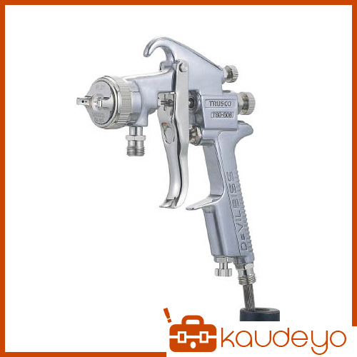 TRUSCO スプレーガン圧送式 ノズル径Φ1.4 TSG508P14 4500
