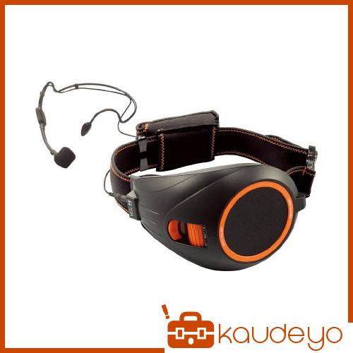 TOA ハンズフリー拡声器(黒) ER1000BK 4309