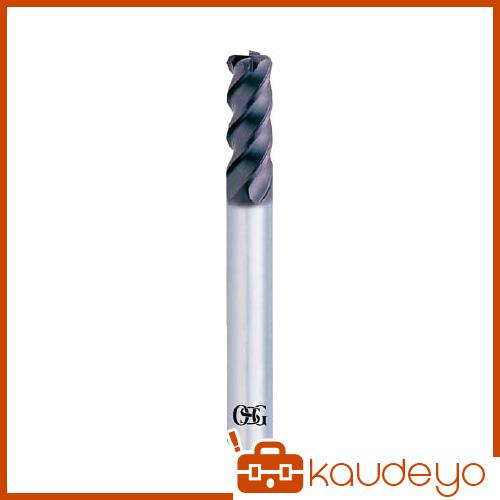 OSG 超硬エンドミル WX4刃コーナRショート(強力重切削型) 10XR1.5 WXCRPHS10XR1.5 8669
