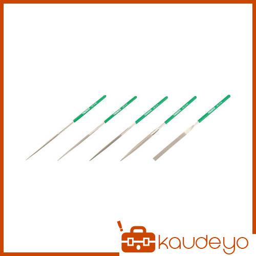 TRUSCO ダイヤモンドヤスリ 精密用 5本組 セット GS5SET 3100