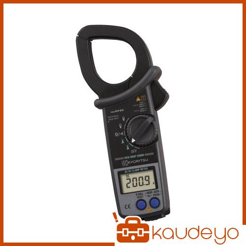 KYORITSU 交流電流・直流電流測定用クランプメータ(RMS) KEW2009R 2466