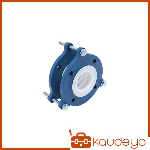 ゼンシン フッ素樹脂製防振継手(フランジ型) ZTF5000100 3328