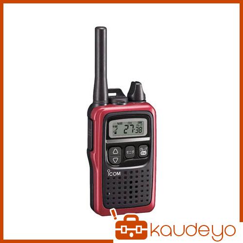 アイコム アイコム 特定小電力トランシーバー IC4300R 1298