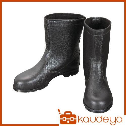シモン 安全靴 半長靴 AS24 23.5cm AS2423.5 3043