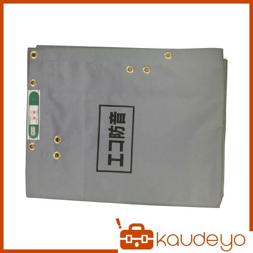 萩原 ECO防音シート 1.8m×3.4m グレー ECOBOUON1834 6009
