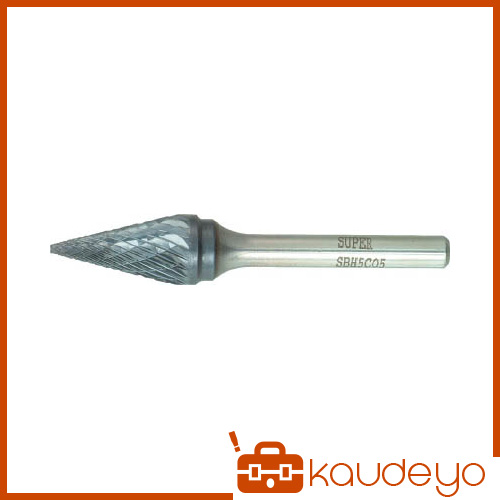 スーパー 超硬バー(ハードタイプ)重切削用 SBH5C05 3063