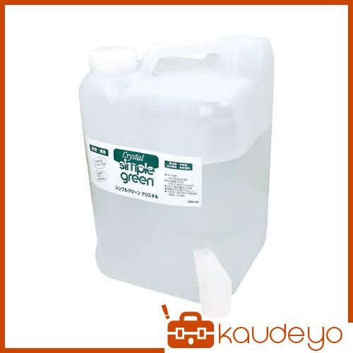 KDS シンプルグリーンクリスタル5G詰替 SGC5G 8591