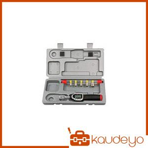 KTC 6.3sq.ソケットレンチセット デジラチェモデル[6点組] TB206WG1 2285