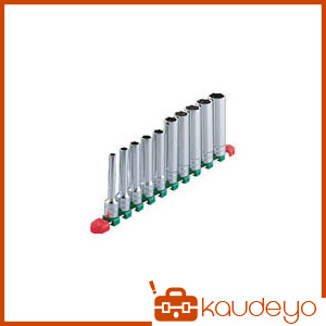 KTC 12.7sq.ディープソケットセット[10コ組] TB4L10E 2285