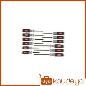 KTC 樹脂柄T型トルクスドライバセット[12本組] TD1T12 2285