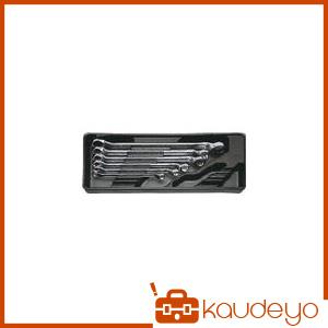 KTC めがねレンチセット[6本組] TM506B 2285