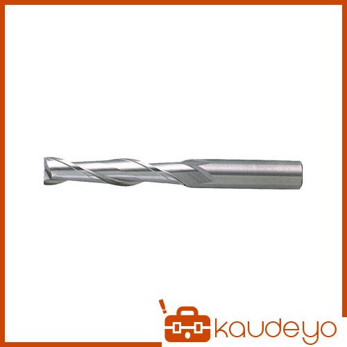 三菱K 2枚刃汎用エンドミルロング24.0mm 2LSD2400 2080