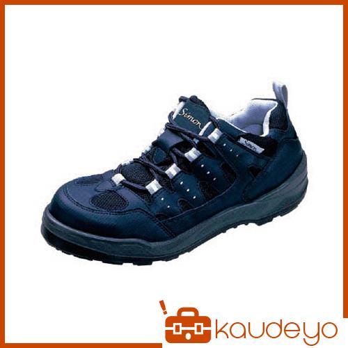 シモン プロスニーカー 短靴 8800紺 25.0cm 8800BU25.0 3043