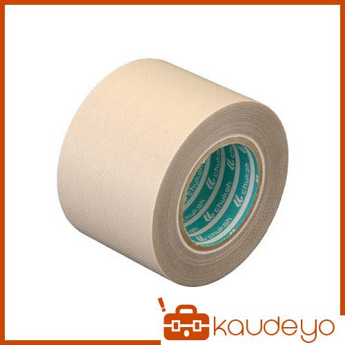 チューコーフロー 性能向上ふっ素樹脂粘着テープ ガラスクロス 0.24-25×1 AGF10124X25 4296