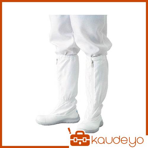 ADCLEAN シューズ・安全靴ロングタイプ 24.0cm G7760124.0 2121