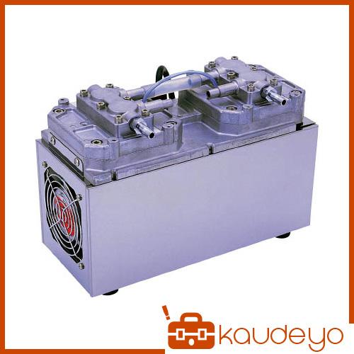 ULVAC ダイアフラム型ドライ真空ポンプ 100V DA41DK 8740