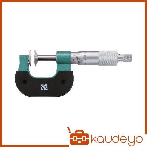 SK 直進式歯厚マイクロメータ MC20025D 8702