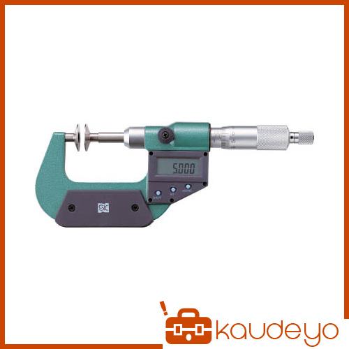 SK デジタル直進式歯厚マイクロメータ MCD23025D 8702