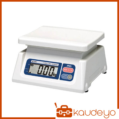A&D デジタルはかり(検定付) SK20KI 8503